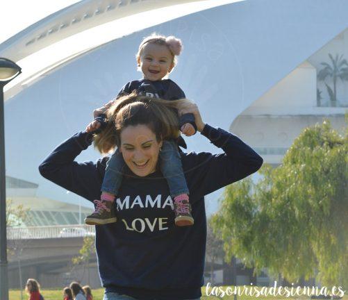 SUDADERA MAMA LOVE