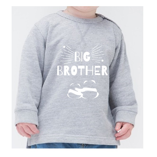 SUDADERA BIG/LITTLE BROTHER