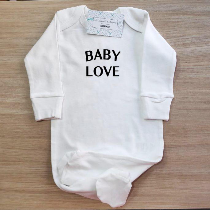 PIJAMA BABY LOVE