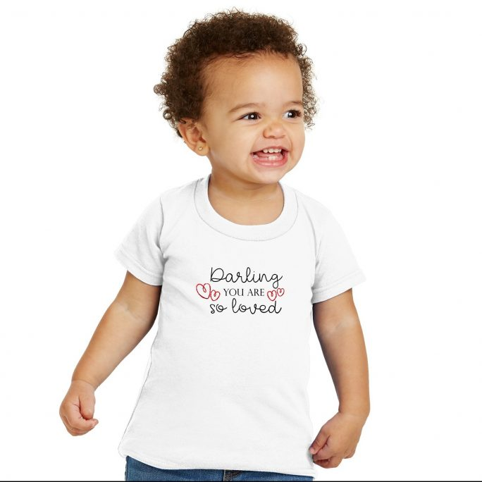 CAMISETA DARLING YOU ARE SO LOVED